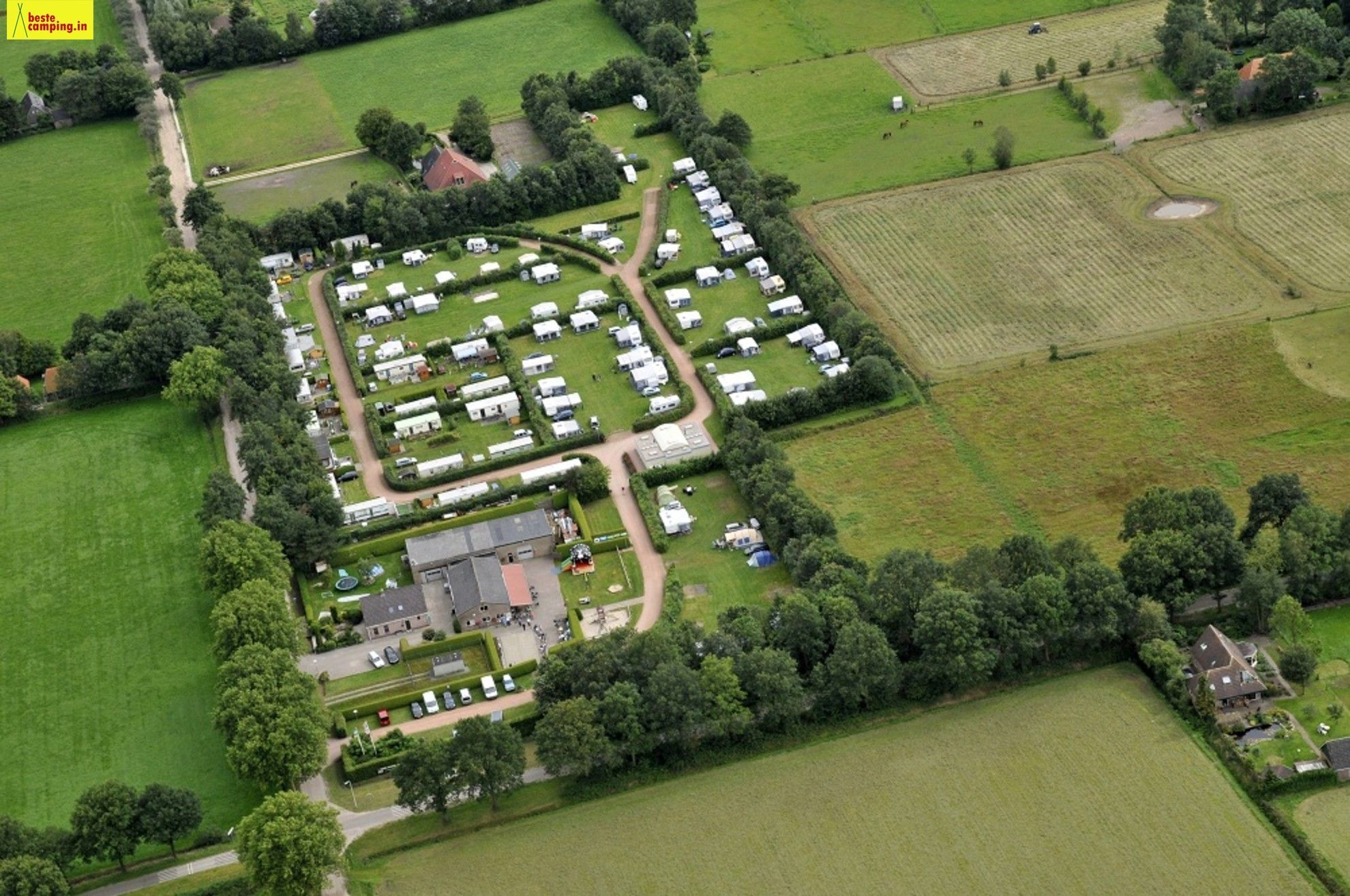Foto's Camping Rotandorp★★★ in Noordwolde, Friesland ...