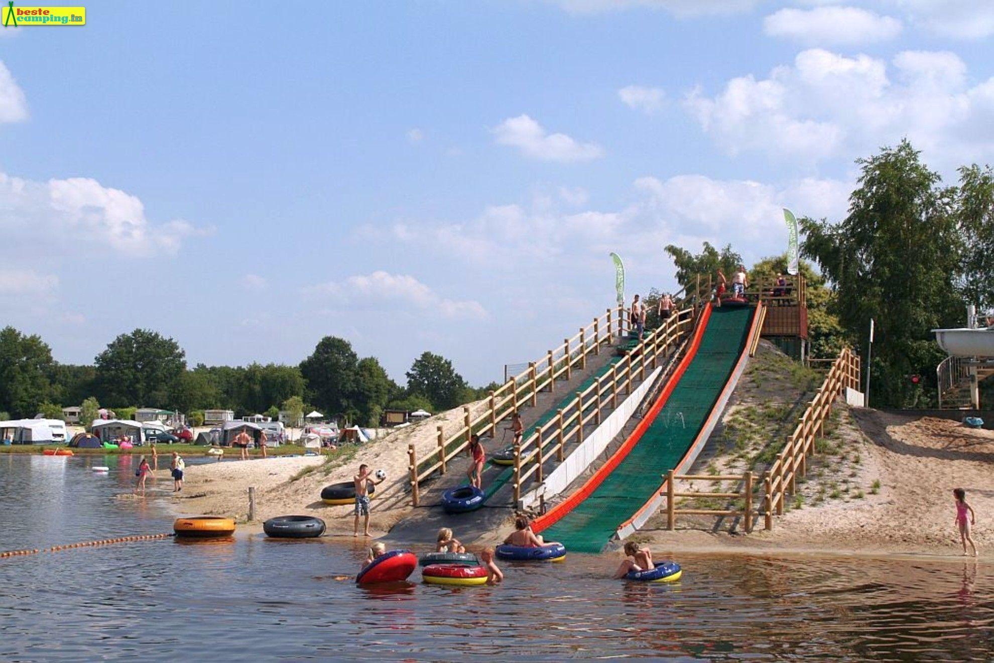 Foto 39 s camping vakantiepark het stoetenslagh in rheezerveen overijssel nederland - Fotos van het zwembad ...