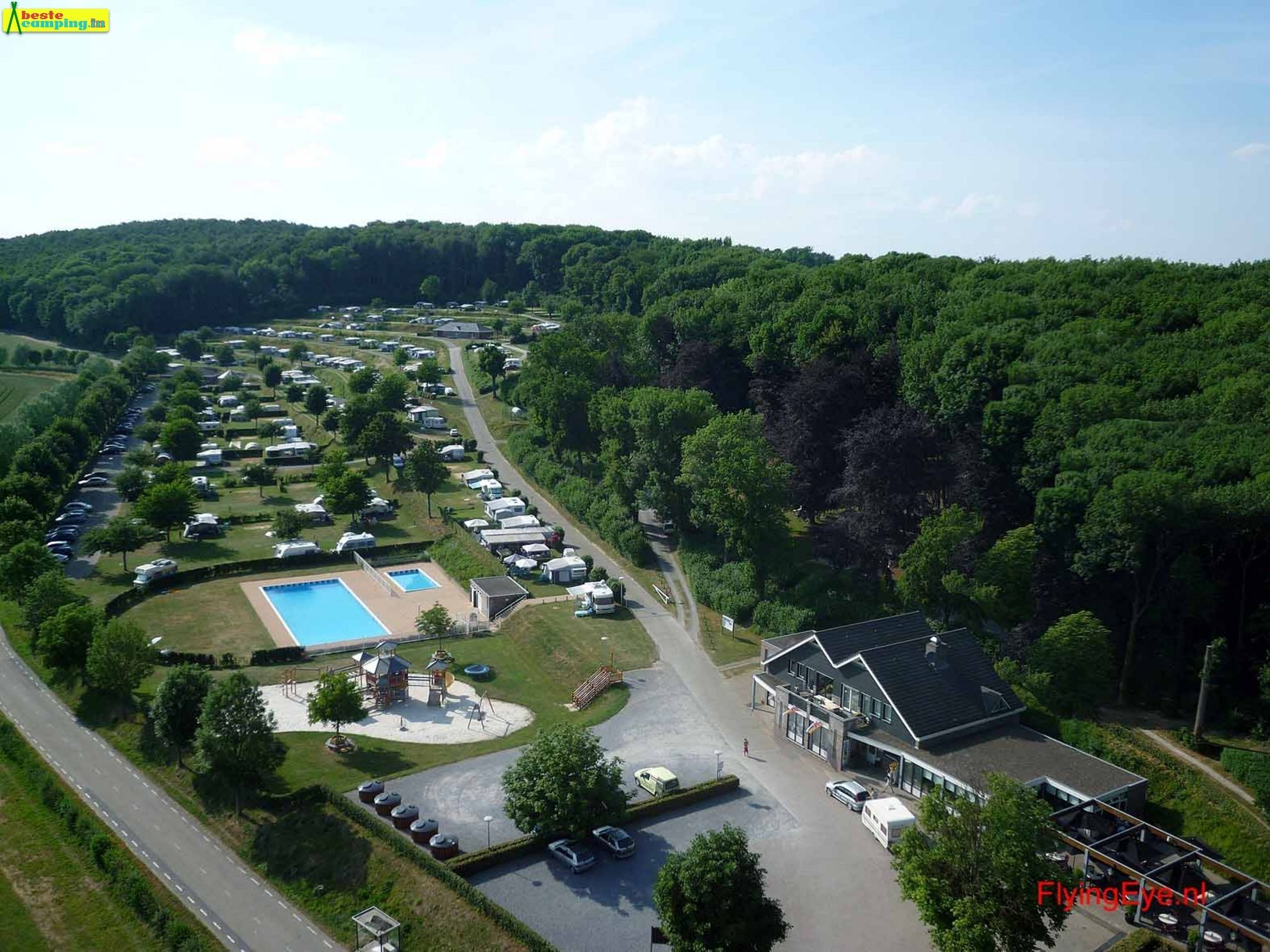 Gulpen Netherlands  City pictures : Foto's Camping Osebos★★★★ in Gulpen, Limburg, Nederland